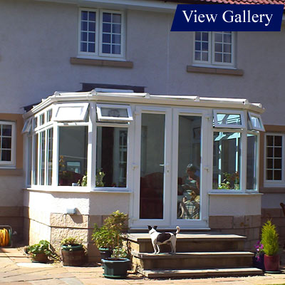 Gullwing Conservatories by Stevenswood. Covering all of Scotland inc. Hamilton, Motherwell, Helensburgh, Bridge of Weir and more..