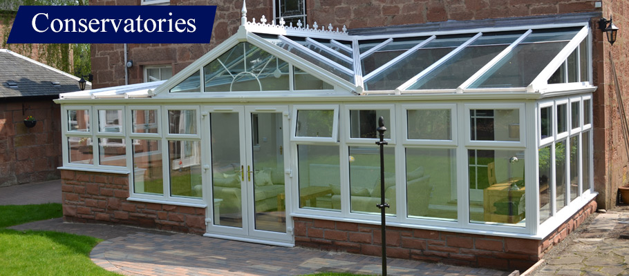 Conservatories for Stirling, Fife & More...